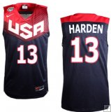 James Harden, USA 2014 - Blue
