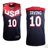 Kyrie Irving, USA 2014 - Bleu