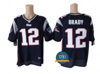 Tom Brady, New England Patriots - Navy Blue