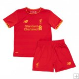 Kit Junior Liverpool Domicile 2016/2017