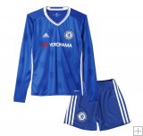 Kit Junior Chelsea Domicile 2016/2017 ML