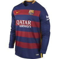 Maillots FC Barcelona 15/16 ML