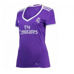 Maillot Real Madrid Exterieur 16/17 - FEMME