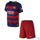 Kit Junior FC Barcelone Domicile 2015/16