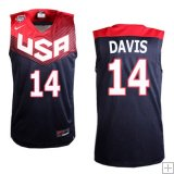 Anthony Davis, USA 2014 - Bleu