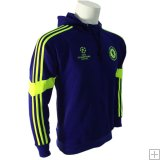 Sweat Capuche Chelsea 2014/2015 - Blue