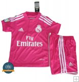 Kit Junior Real Madrid Exterieur 2014/2015