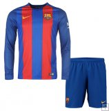 Kit Junior FC Barcelone Domicile 2016/17 ML