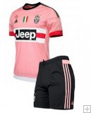 Kit Junior Juventus Exterieur 2015/16