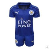 Kit Junior Leicester City Domicile 2016/17