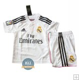 Kit Junior Real Madrid Domicile 2014/2015