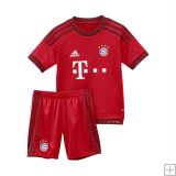 Kit Junior Bayern Munich Domicile 2015/16