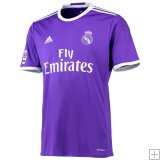 Maillot Real Madrid Exterieur 16/17