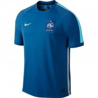 Maillot France Training 2015/16 Blue