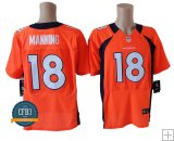 Peyton Manning, Denver Broncos - Orange