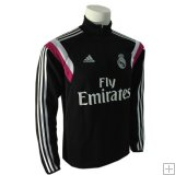 Sweat Real Madrid 2014/15 - Black