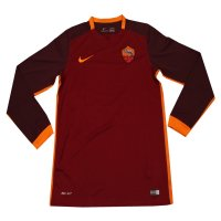 Maillot AS Roma Domicile 2015/16 ML