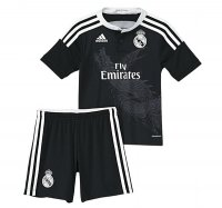 Kit Junior Real Madrid Third 2014/2015