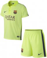 Kit Junior FC Barcelone Third 2014/15