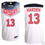 James Harden, USA 2014 - White