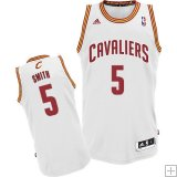 J.R Smith, Cleveland Cavaliers - White