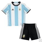 Kit Junior Argentine Domicile 2016