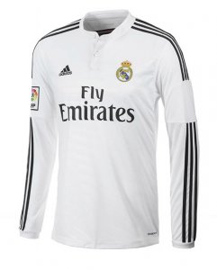 Maillot Real Madrid Domicile 14/15 ML