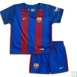 Kit Junior FC Barcelone Domicile 2016/17