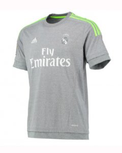 Maillot Real Madrid Exterieur 15/16