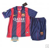 Kit Junior FC Barcelone Domicile 2014/15