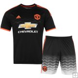Kit Junior Manchester United Third 2015/16