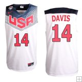 Anthony Davis, USA 2014 - Blanc