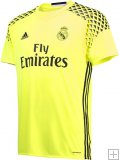 Maillot Real Madrid Gardien Exterieur 16/17
