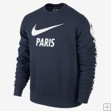 Sweat PSG 2014/15 - Bleu