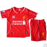Kit Junior Liverpool Domicile 2014/2015
