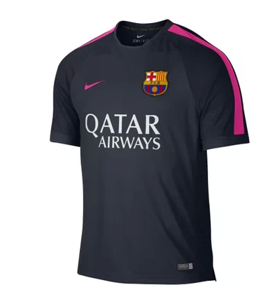 Maillot FC Barcelone Training 14/15 - Blue